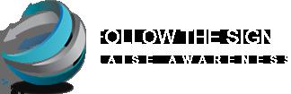 Follow the sign